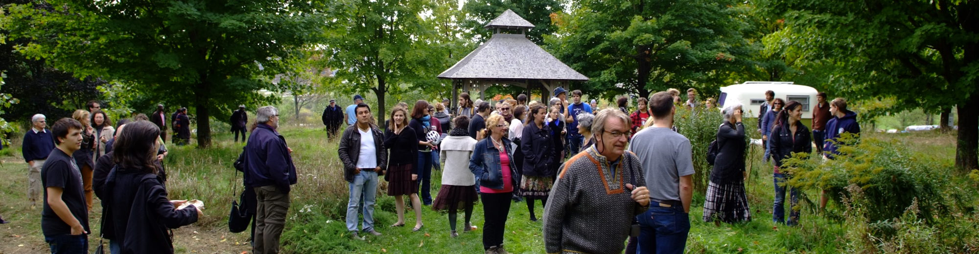 symposium d'art/nature: moncton 2016